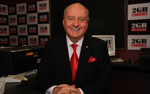 Alan Jones satire