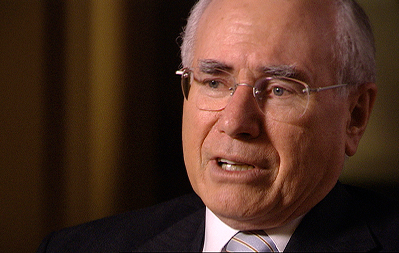 John Howard political satire