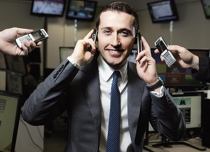 Tom Waterhouse satire