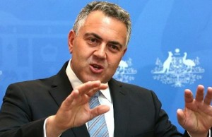 Joe hockey poor people scrapped