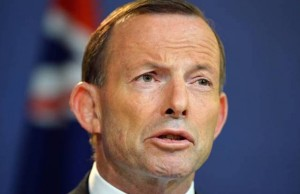 Tony abbott crying