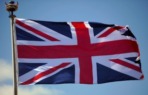 Union Jack Tony Abbott