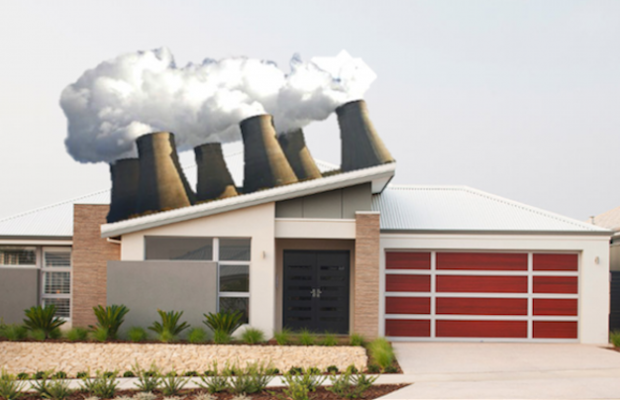 rooftop coal station