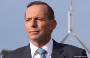 tony abbott opposition