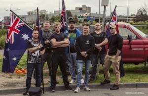 united patriots front