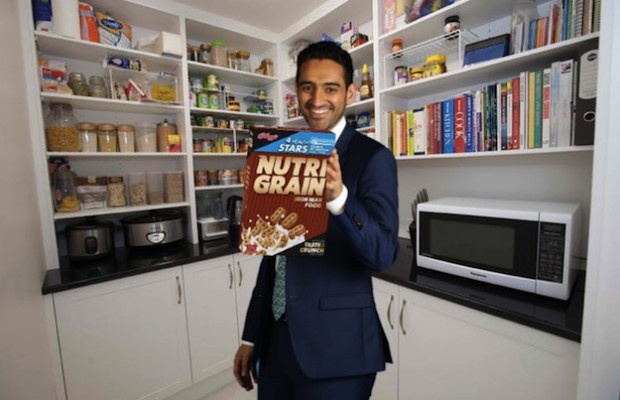 waleed aly cereal
