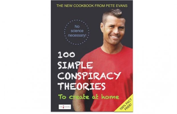 Pete evans cookbook website image