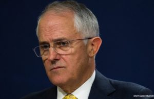 malcolm turnbull power