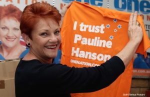pauline hanson royal commission
