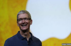 tim cook launch