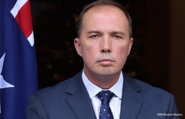peter dutton halloween