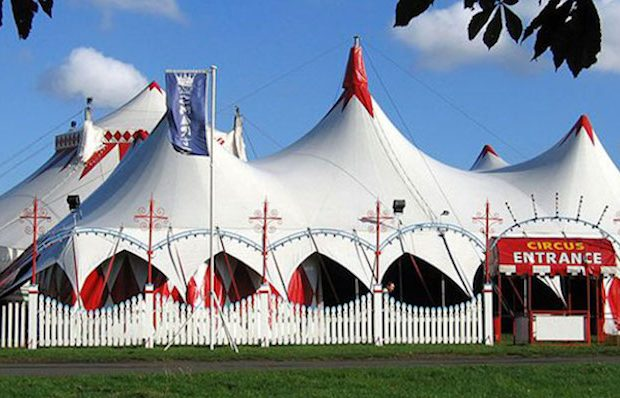 circus tent & Parliament To Be Held In Circus Tent For Remainder Of Year u2013 The ...