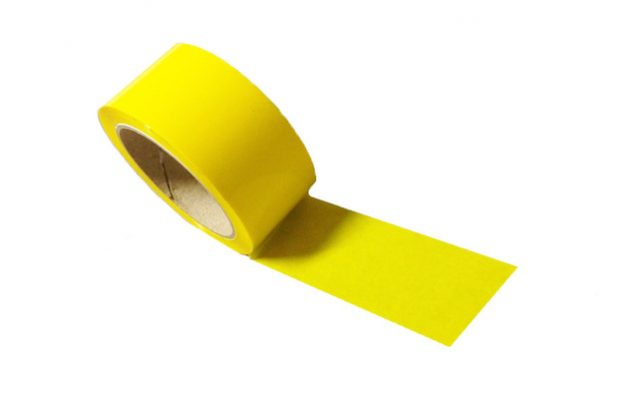 Milo cricket my first yellow tape
