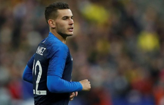 france s hernandez cleared to play next game despite sustaining 11