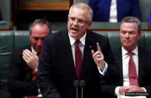 scott morrison fatman scoop