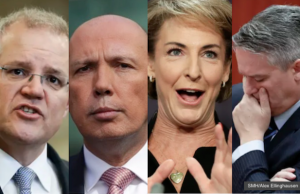 liberal party scandals