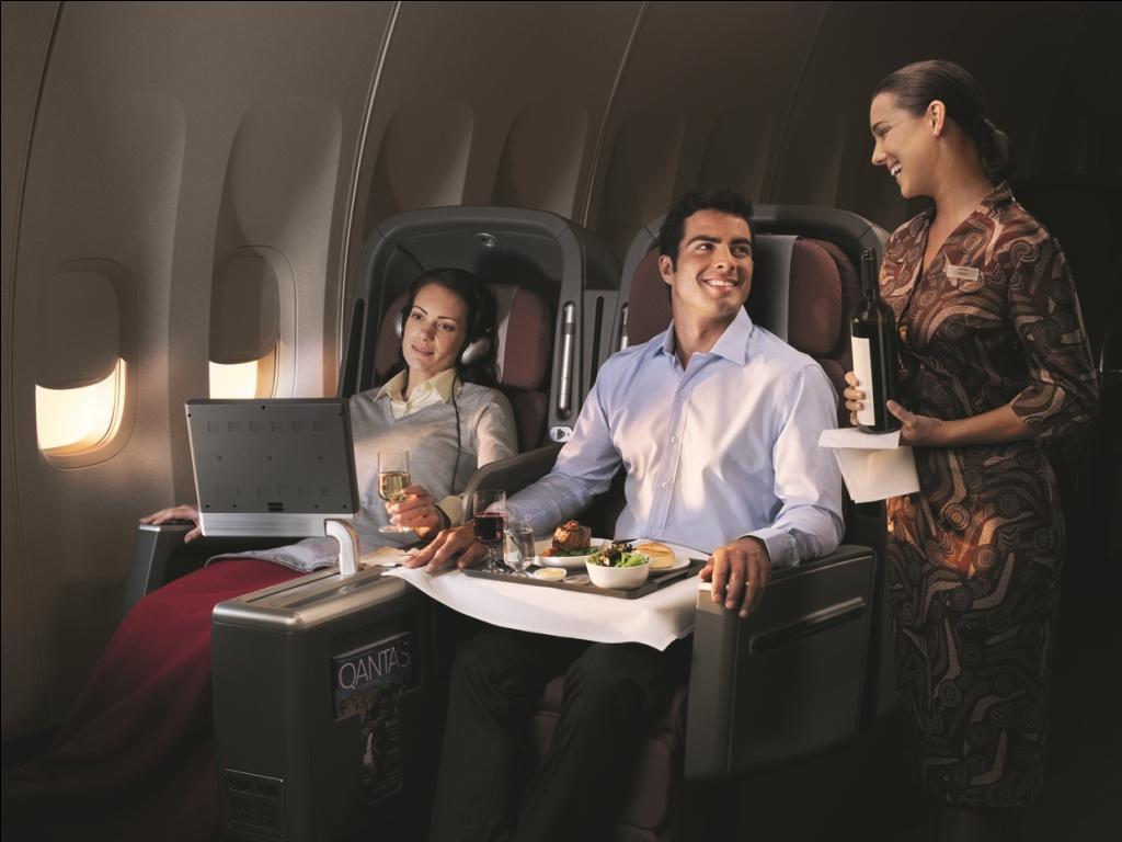 Qantas satire