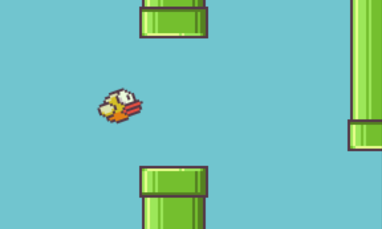 flappy bird satire