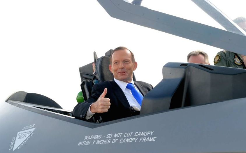 tony abbott to shoot his way out of budget emergency