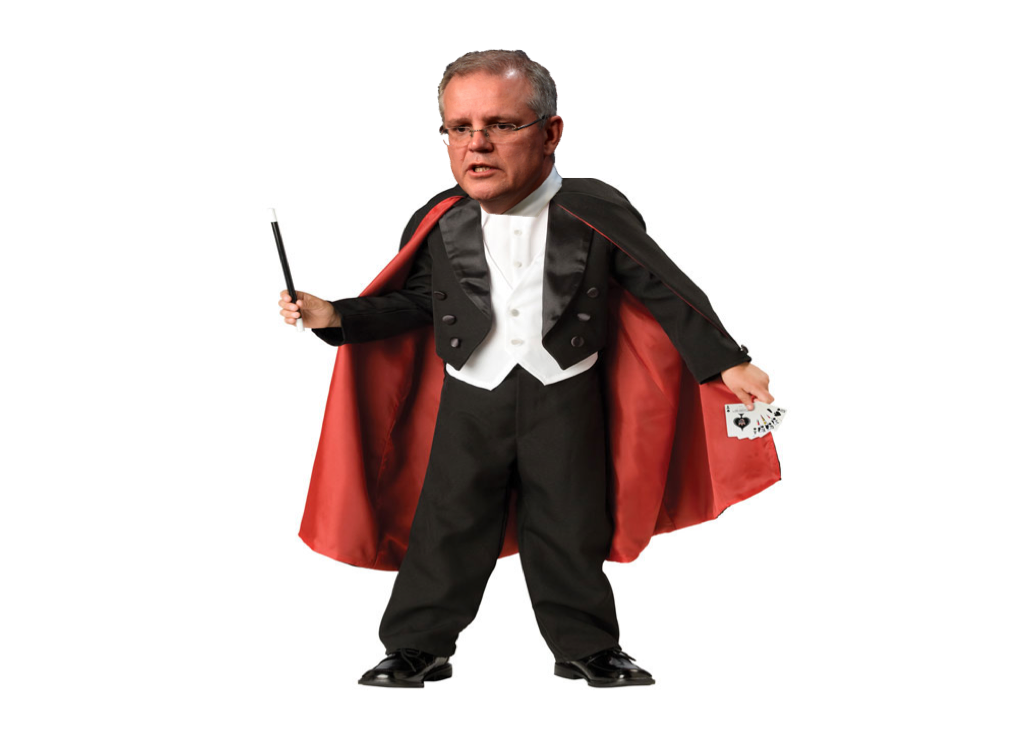 scott morrison satire