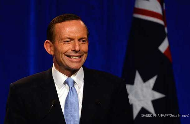 tony abbott team australia