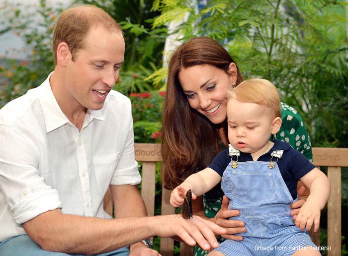 royal family satire
