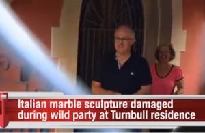 Turnbull marble sculpture