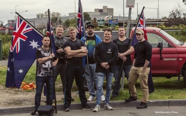 united patriots front