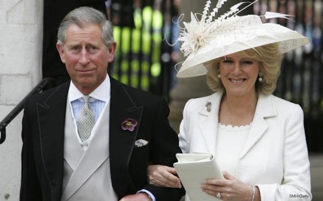 prince charles australia