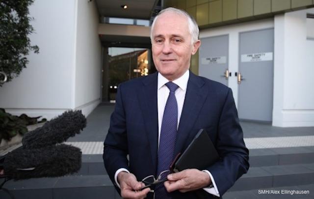 turnbull preferred PM