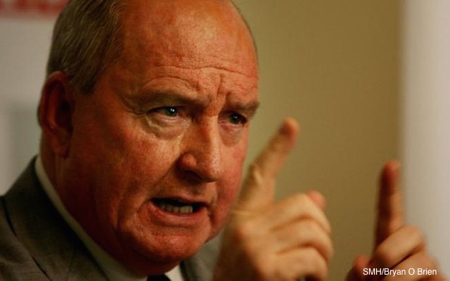 Alan Jones Stolen Generation