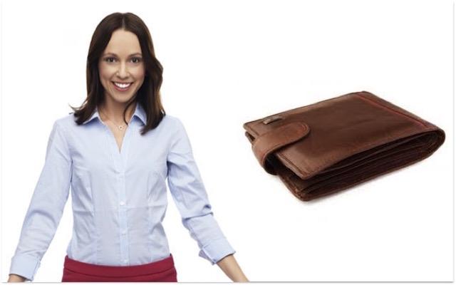 wallet v wife