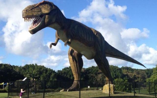 clive's dinosaur