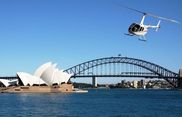 helicopter turnbull