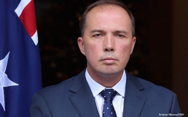 peter dutton satire