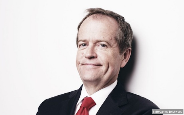 bill shorten satire