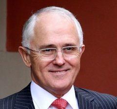 Malcolm Turnbull power