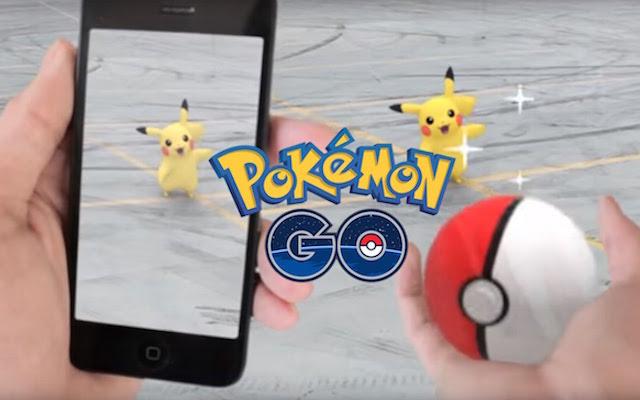 pokemon go data