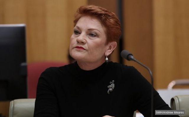 Pauline Hanson ABC
