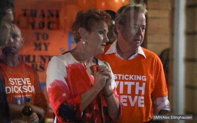 pauline hanson queensland election