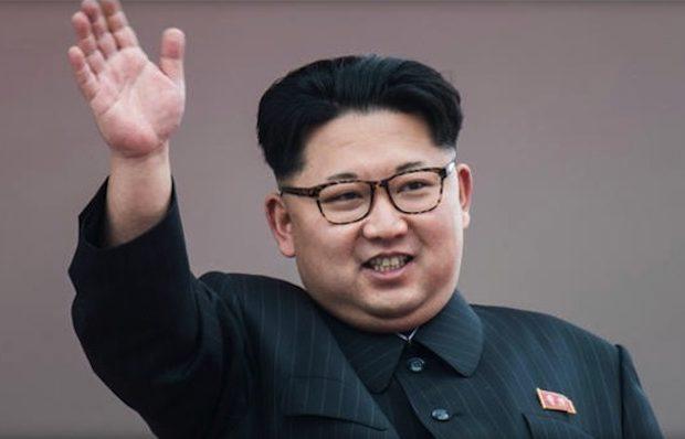 kim jong un south korea