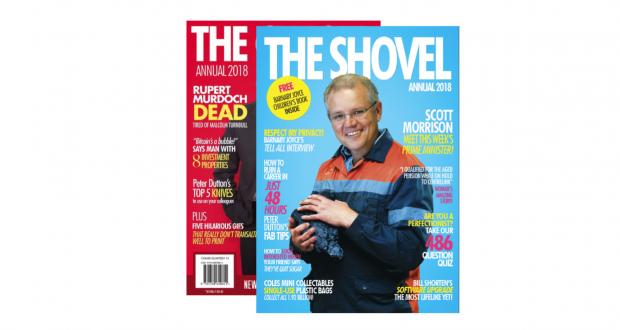 Shovel Annual 2018