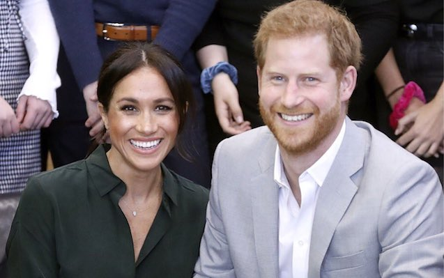 harry and meghan pregnant