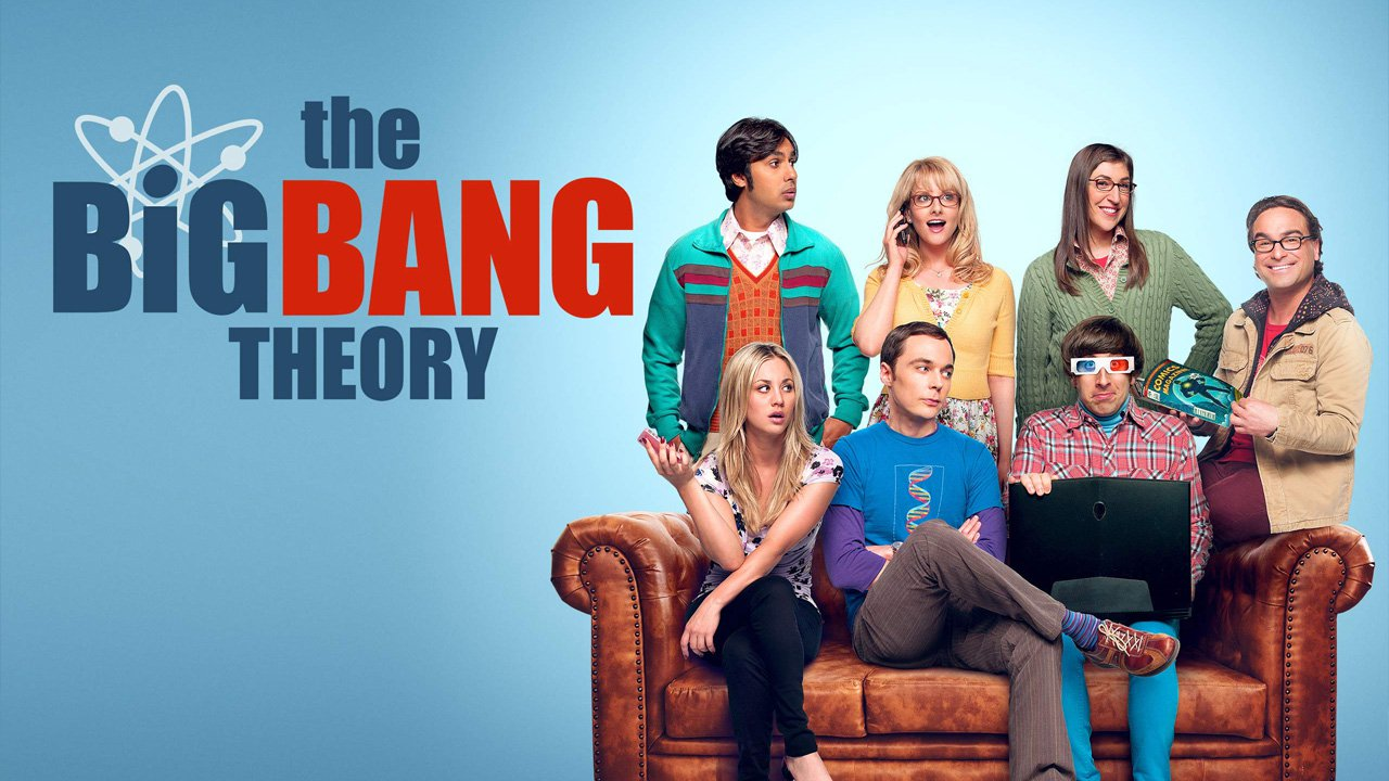 The Big Bang Theory Has Been Pulled From Netflix Because It Is Shit