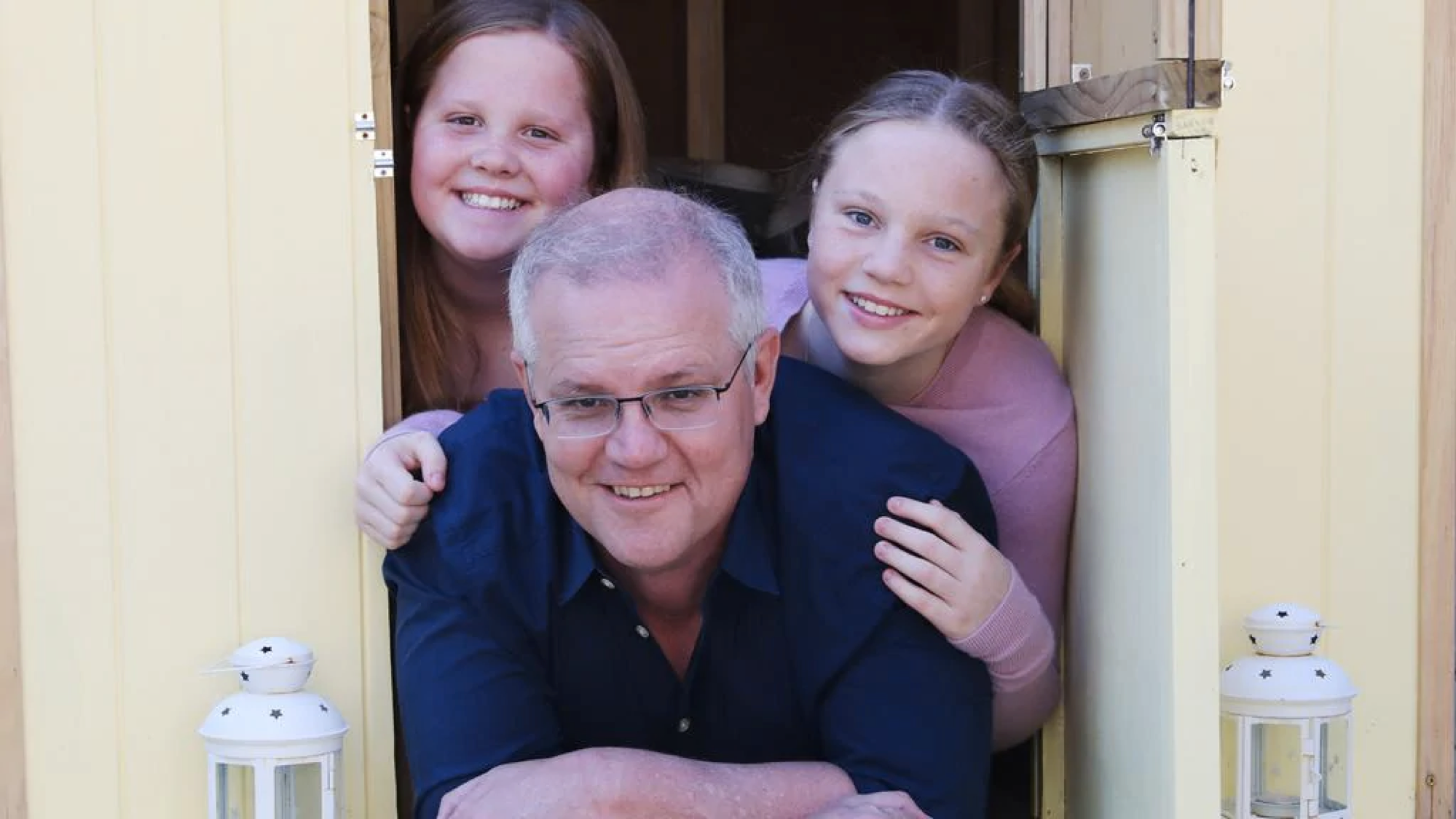Morrison's Daughter To Build And Negatively Gear Second Cubby House After Government's Relaxation Of Lending Regulations