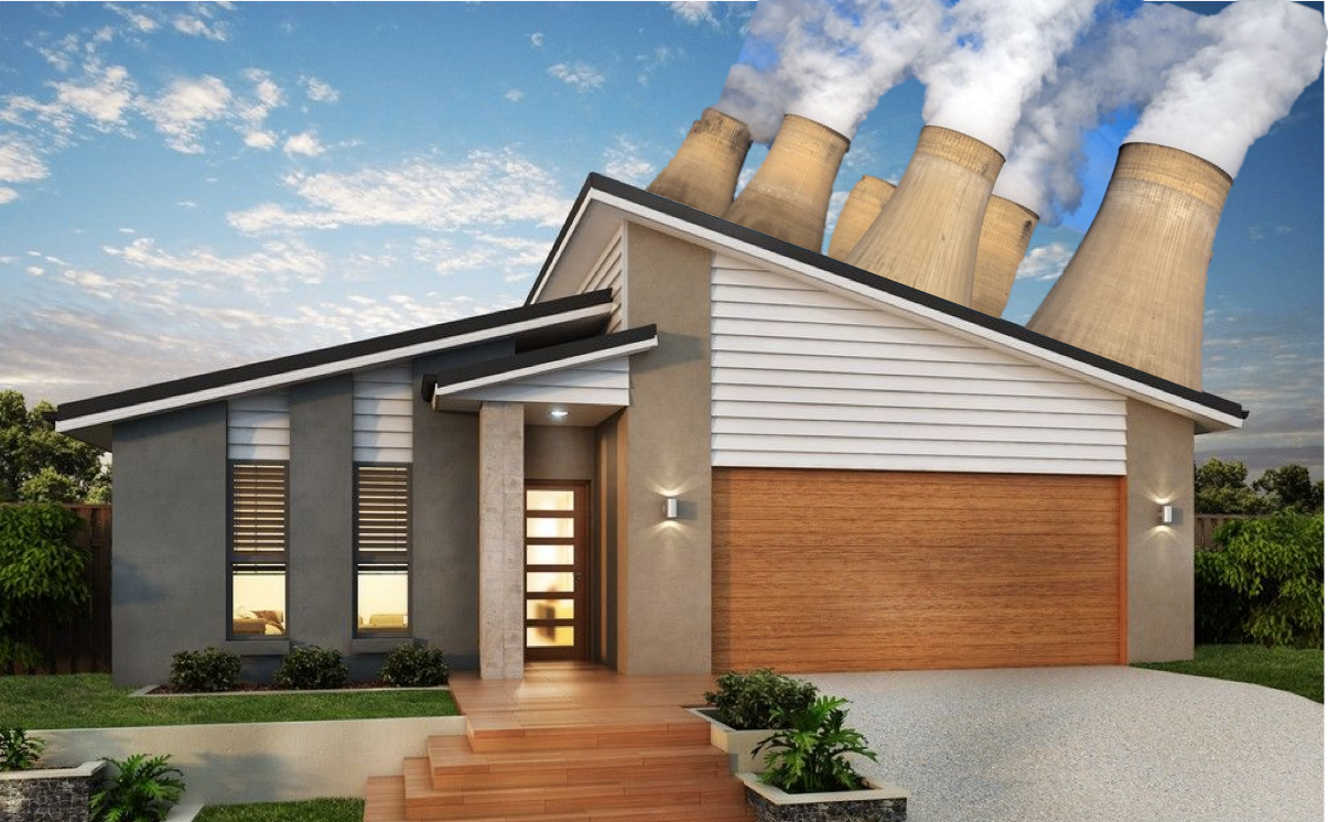 Morrison Announces New Rebate Scheme For Rooftop Coal-Fired Power Stations