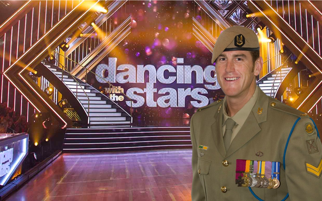 Ben Roberts-Smith To Feature On Seven's Dancing With The Stars