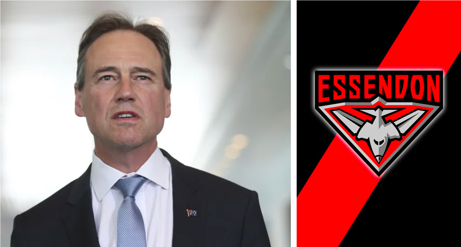 Government In Talks With Essendon FC To Learn How To Successfully Rollout Injection Program