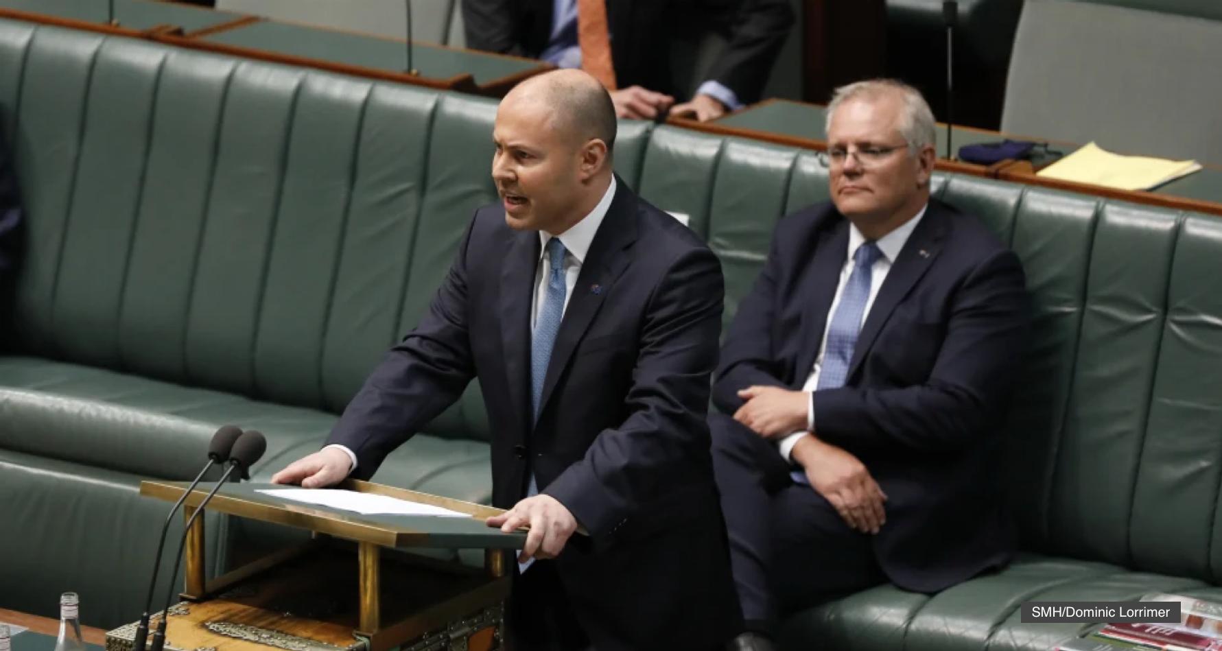 Government Announces Budget Surplus Of Negative $161 Billion