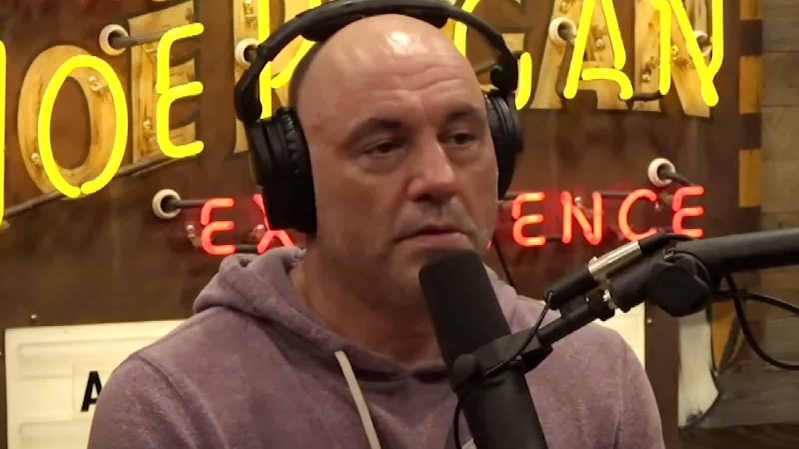"""White Men Aren't Allowed To Talk Anymore"" Joe Rogan Tells 190 Million Listeners During 3-Hour Podcast"